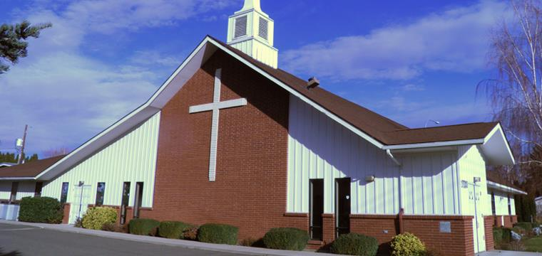 Current History Church Photo